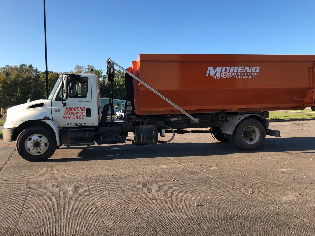 Roll Off Dumpsters Norman Oklahoma