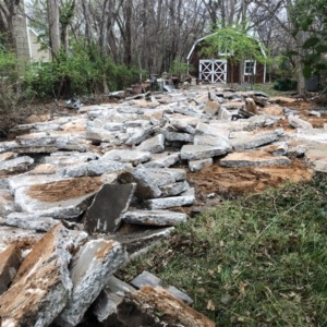 Driveway Tear Out Norman Oklahoma